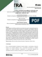 2016 Análise Critica Do Reforço Estrutural Com Polimero Reforçado Com Fibra de Carbono Em Pilares de Concreto Armado Submetidas à Compressão