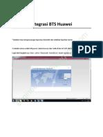 Integrasi BTS Huawei.pdf