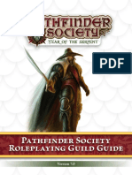 +2015 (7.0) Guide to Pathfinder Society Organized Play DONE