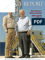 Fort Worth Business Press - Energy Report