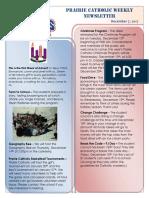 Newsletter 12 7 17