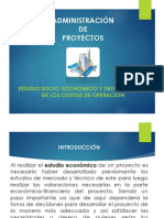 Proyectos de inversión - Análisis
