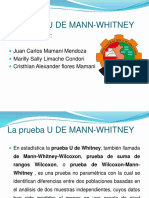 Exposicion Mann-whitney 2010 Juan Carlos
