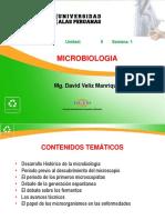 CLASE N° 1  MICROBIOLOGIA
