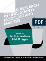 Applied Research in Uncertainty Modeling - Nii O. Attoh-Okine Et Al.,