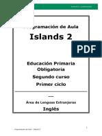 Programación Aula Islands 2