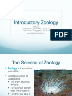 the Science of Zoology