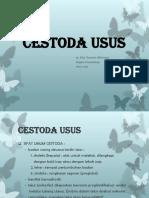 183225525 Cestoda Usus Ppt