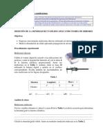 Laboratorio 1_Medición de La Densidad de Un Sólido Aplicando Teoría de Errores