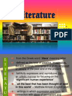 Literature - Introduction