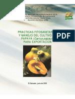 129260677 Practicas Fitosanitarias y Manejo Del Cultivo de Papaya
