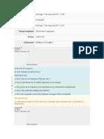 Quiz 2 Gerencia Financiera 2 Revisión