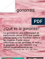 Enfermedades de transmisión sexual - La Gonorrea
