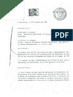 Sale a la luz el documento de compraventa de las obras de Sijena