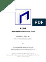LESM User Guide