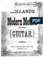 Holland ModernMethod 1876