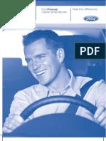 Manualul Utilizatorului Ford Focus Facelift