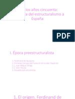 Salvador Gutierrez Estructuralismo