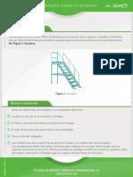 Guia de Seguridad Para Trabajo en Escaleras