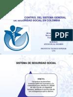 Clase 5.Sgsss -Copagos-cuotas Moderadoras y Cotizaciones e Impuesto y Sistemas de Calidad en Salud.