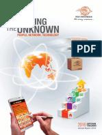 Pos Indonesia Annual Report 2016