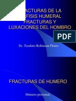 FracturasdelaDiafisisHumeralFracturasyLuxacionesdelHombro