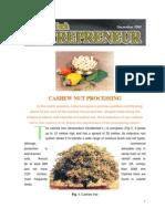 Cashew Nut Processng