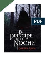 Shan Darren - El Circo De Los Extraños 03 - El Principe De La Noche.docx