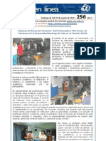 Noticias de La U - 256