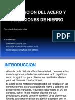 Obtencion Del Acero (1)