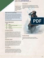 Excerpt - 5e Divination Magic Sorcerer