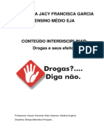Projeto Drogas