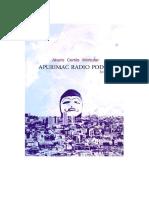 Apurímac Radio Poder Álvaro Cortés Montúfar (2)