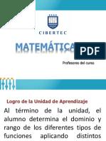3 Mat II Funciones y Graficas