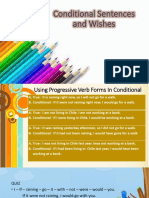 Conditional Sentences and Wishes Ppt