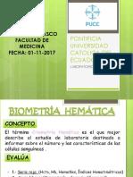 BIOMETRIA LAB CLINICO.pptx