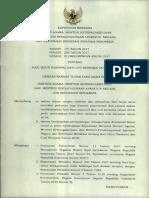 SKB 3 Menteri - Hari Libur Nasional Dan Cuti Bersama Tahun 2018