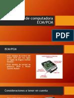 Reemplazo de Computadora de ECM-PCM