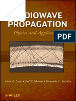 Radiowave Propagation_ Physics and Applications by Curt Levis & Joel T. Johnson & Fernando L. Teixeira