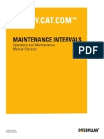 G3408C and G3412C Engines Operation and Mtce Manual
