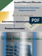 Innovaciones Administrativas y Tecnicas Gerenciales.pptx