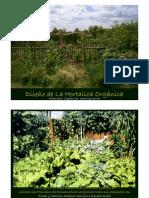 P7. Horticultura Orgánica