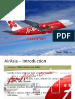 Air Asia case study