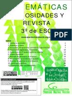 Matemáticas.curiosidades y Revista 3º de ESO