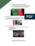 Propiedades Quimicas y Fisicas de La Gasolina Magna
