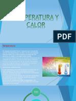 Temperatura Calor y Presión PPT