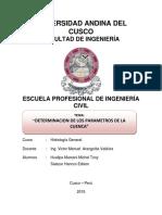 Determinacion de Cuenca.