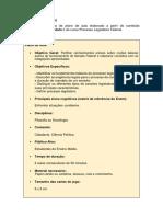 Módulo I - Exercício Processo Legislativo