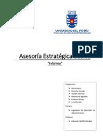 Informe de Administracion Avanzada