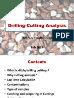 Cutting Analysis Part